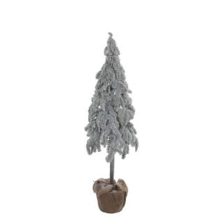 Borovice - Pine tree flocked v140 cm p 45 cm