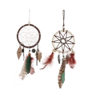dreamcatcher cream black 8,5 x 20 cm