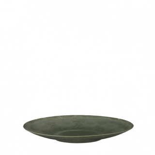Mila decoration plate green 44,5cm